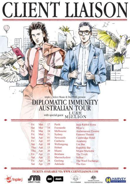 client-liaison-tour-poster