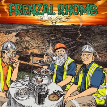 Frenzal Rhomb Hi Vis High Tea