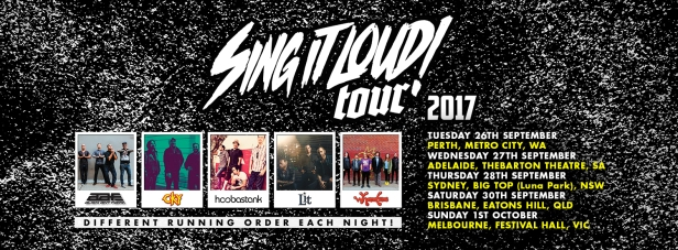 Sing It Loud Tour