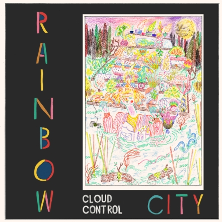 Cloud Control - Rainbow City single art