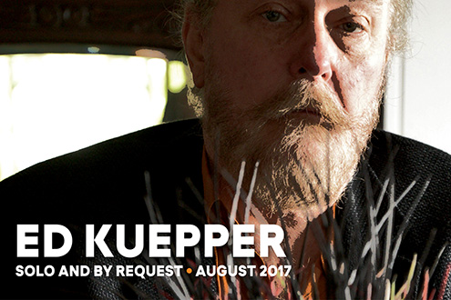 Ed Kuepper Tour Header
