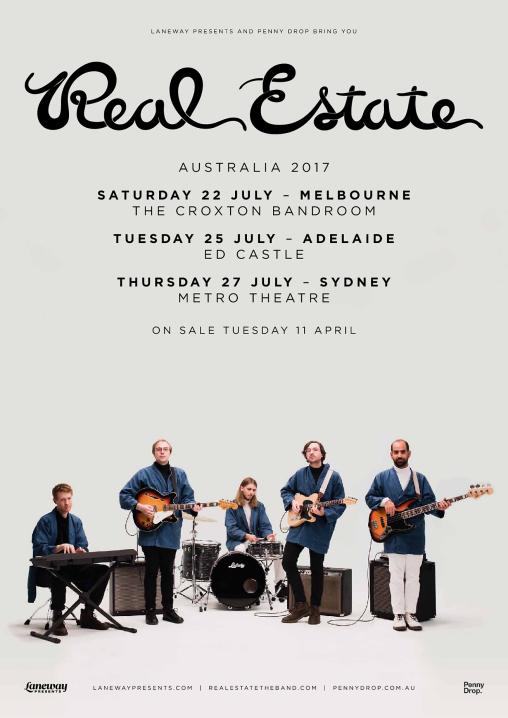 Real Estate Tour Poster