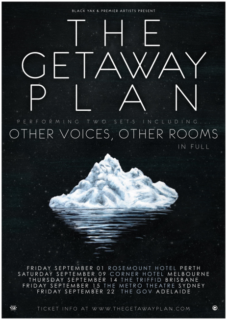 The Getaway Plan Tour Poster.png