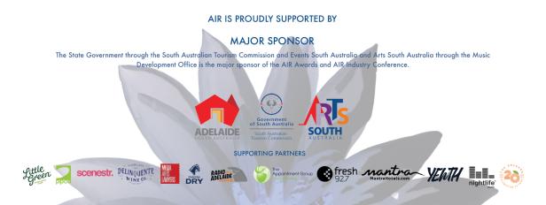 AIR Awards 2