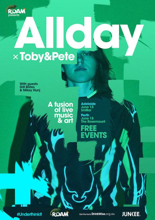 Allday Poster