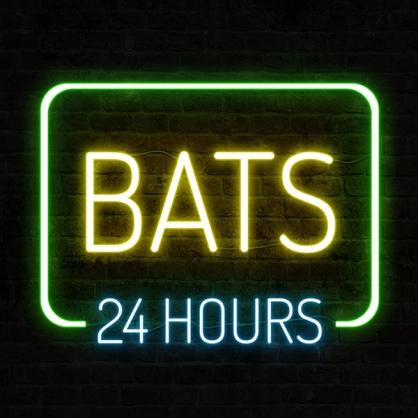 BATS Cover Art