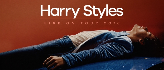Harry Styles Tour Banner