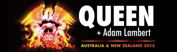 Queen Tour Banner