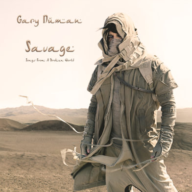Gary Numan - Savage