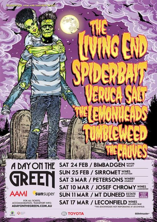 ADOTG Poster 2018 Living End