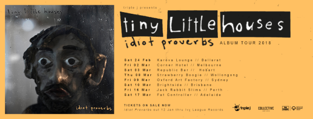 Tiny Little Houses Tour Banner