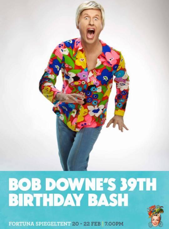 Bob Downe's Birthday Bash