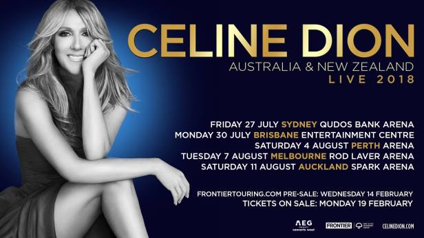 Celine Dion Dates