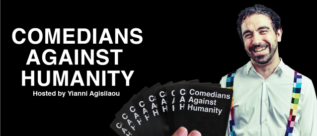 Comedians Against Humanity 1