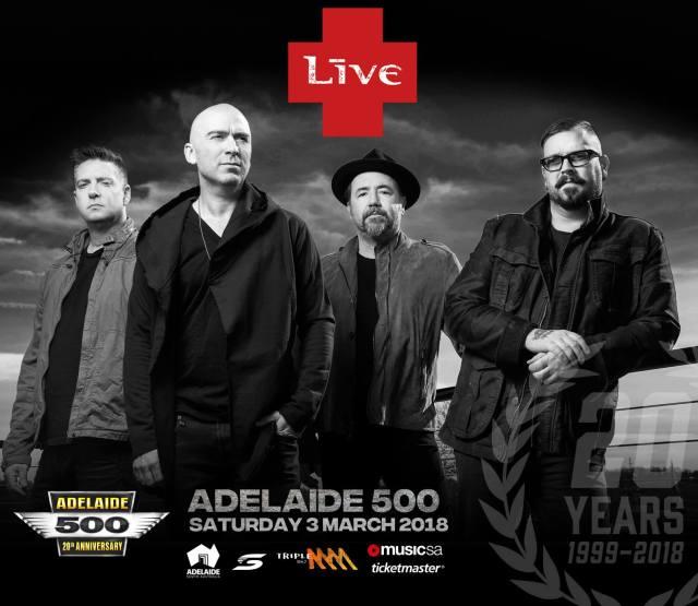 Live - Adelaide 500