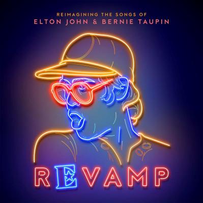 Elton John - Revamp Cover