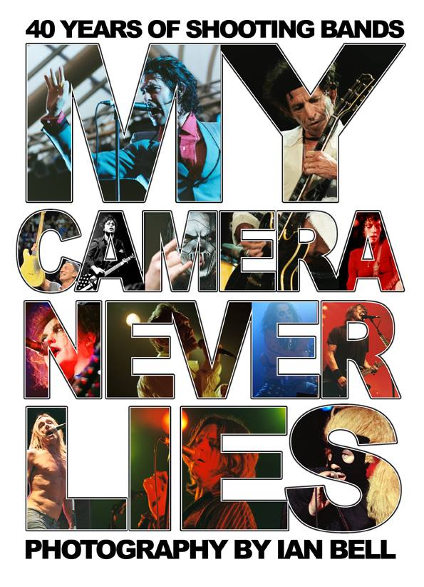 My Camera Never Lies Poster