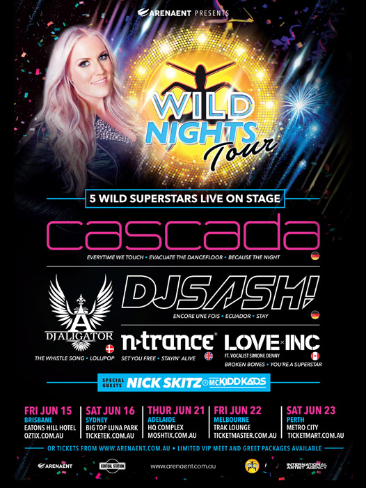Wild-Nights-Tour-Poster