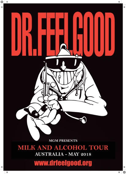 Dr Feelgood Banner