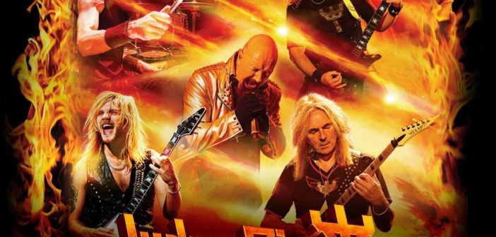 "9323fea63b8 Judas Priest ""Firepower"" – Hi-Fi Way  The Pop Chronicles"