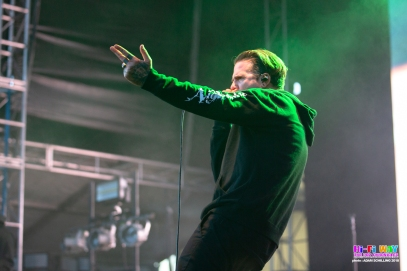 The Amity Affliction Groovin The Moo Adelaide - Adam Schilling (10)