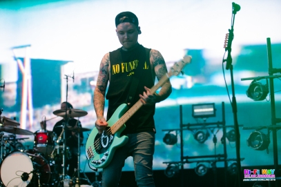 The Amity Affliction Groovin The Moo Adelaide - Adam Schilling (11)