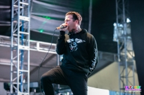 The Amity Affliction Groovin The Moo Adelaide - Adam Schilling (12)