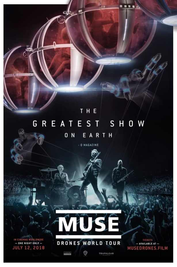 Muse - Greatest Show On Earth