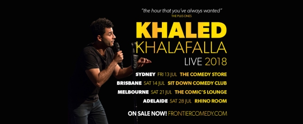 Khaled Khalafalla Tour Dates