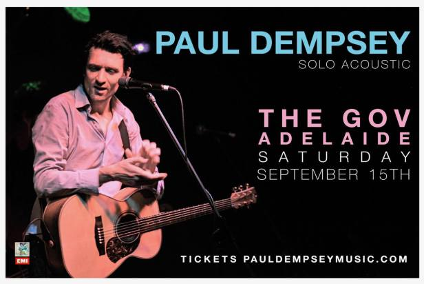 Paul Dempsey - Adelaide