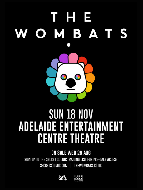 The Wombats - Adelaide.PNG