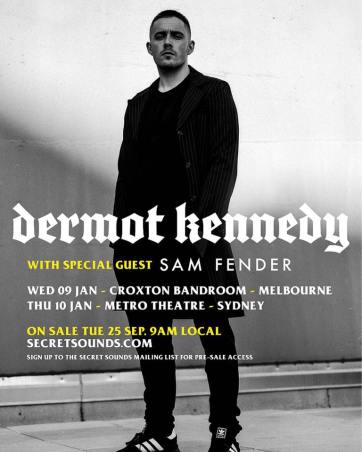 Dermott Kennedy Tour Poster.jpg