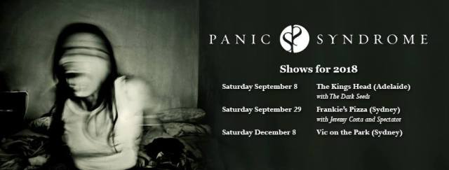 Panic Syndrom Tour Banner