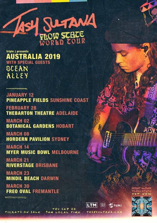 Tash Sultana Tour Poster 2018.jpg