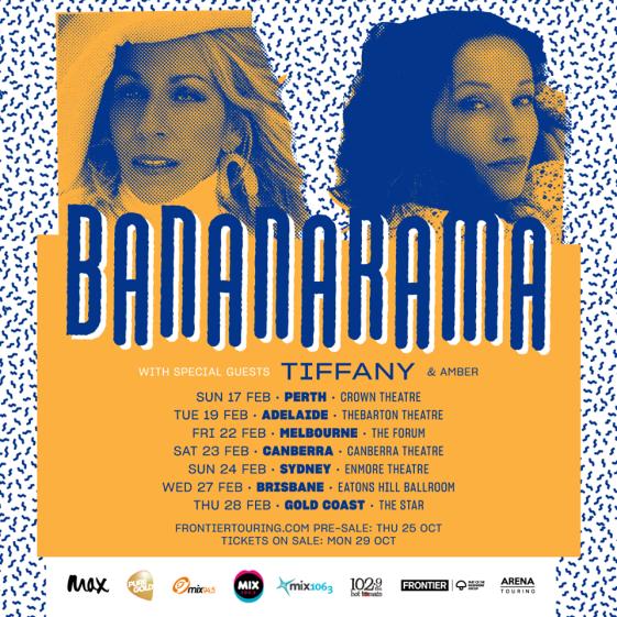 Bananarama Tour Poster.png
