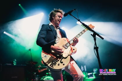 The Living End @ Thebarton 2 TLE (2)