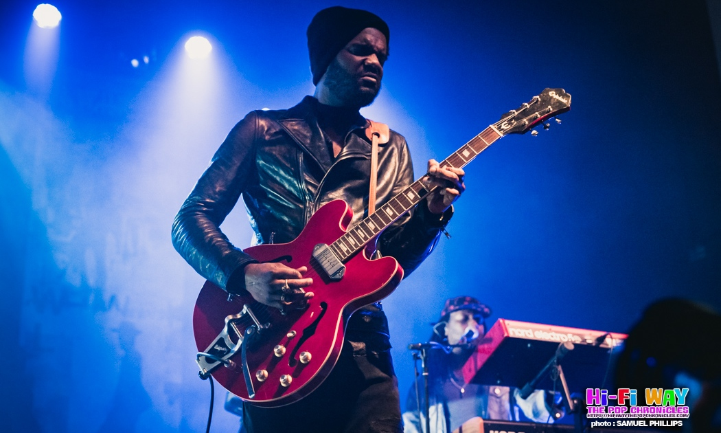 gary clark jr hamish anderson thebarton theatre adelaide 25 4 2019 hi fi way. Black Bedroom Furniture Sets. Home Design Ideas